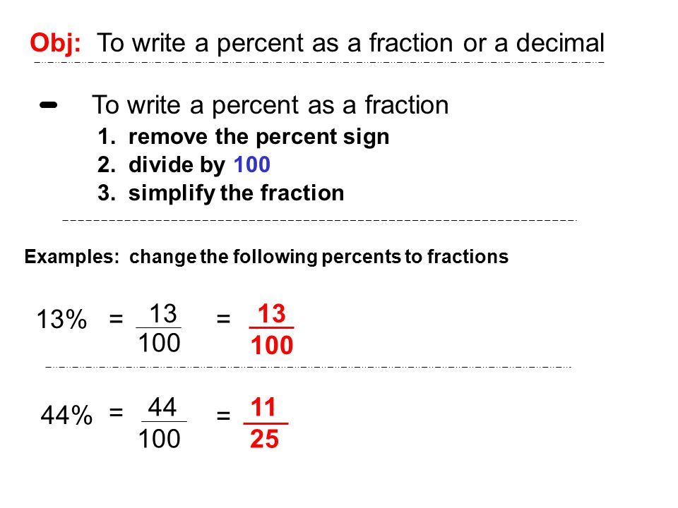 How to Write a Ratio as a Fraction in Simplest Form