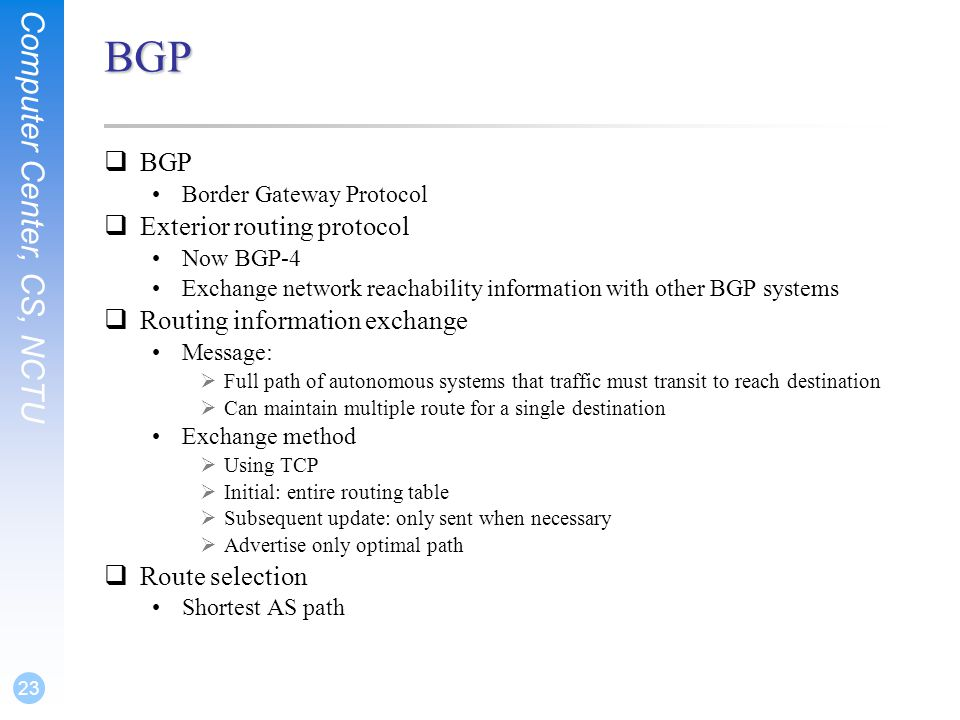 Routing Ppt Download