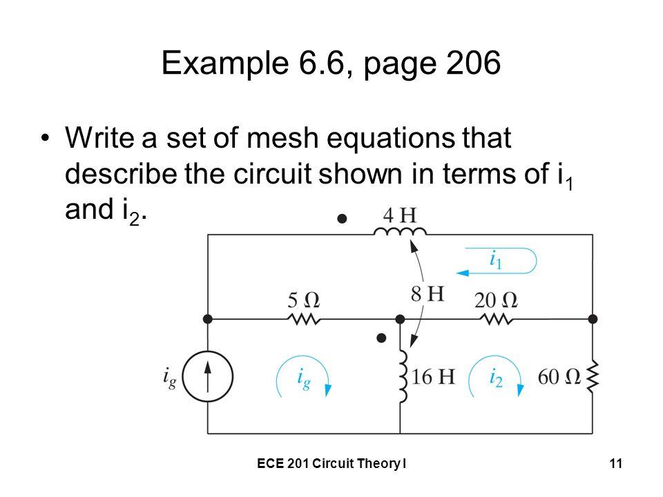 Magnificent Describe A Circuit Elaboration - Wiring Diagram Ideas ...