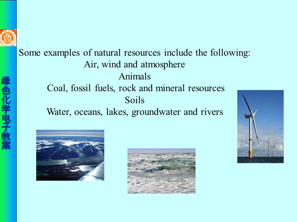 What Are Some Of Earth S Natural Resources