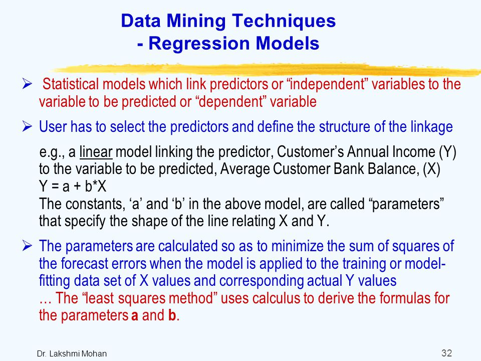 data mining techniques essay Free data mining papers, essays, and research papers.