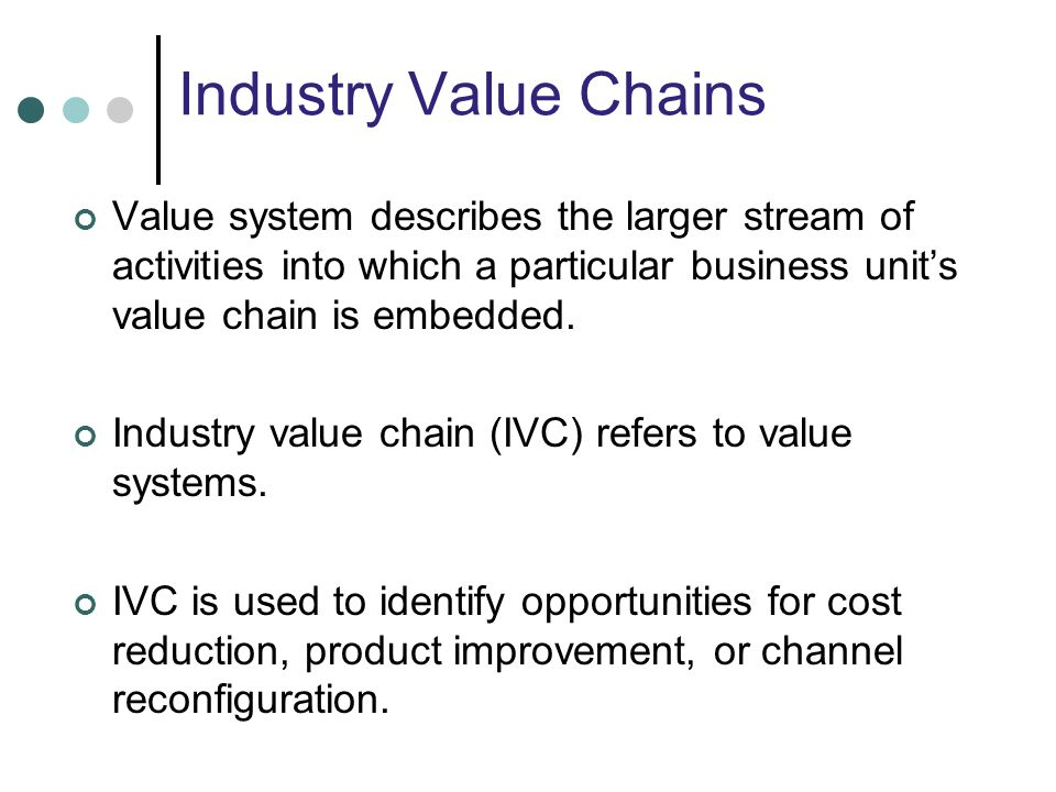 how business use value chains and swot analysis to identify electronic commerce opportunity Swot analysis provide value-added offerings  a good way to test a business plan is to use a swot analysis  electronic commerce 1232 words.