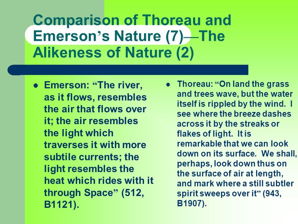 comparison of mlkj and thoreau essay