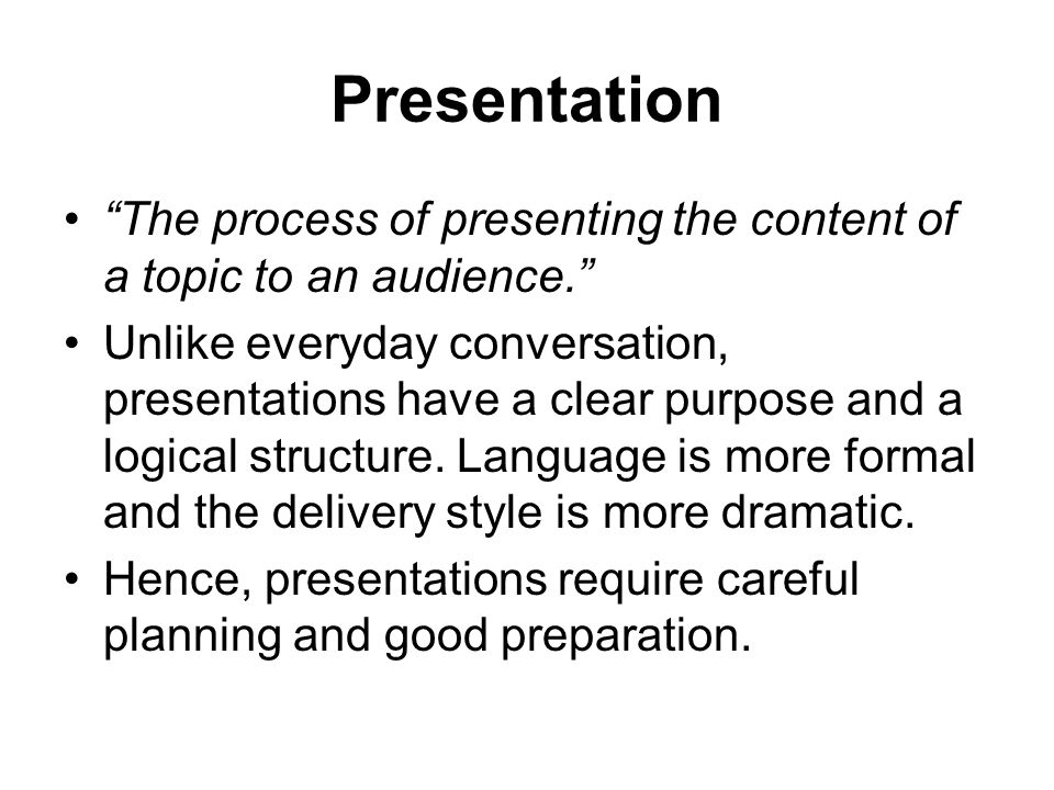 how to give an effective presentation ppt video online 5 presentation ldquo