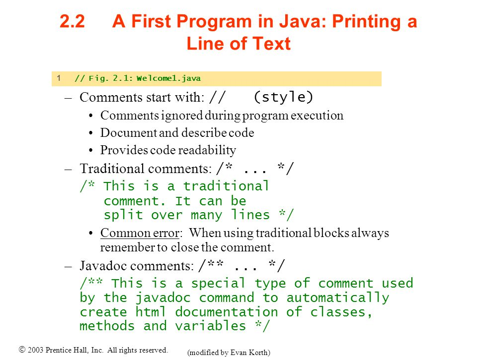 Introduction To Computers And Programming Lecture 2 Your