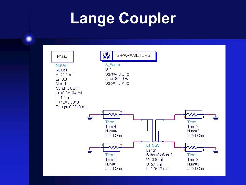 Lange Coupler