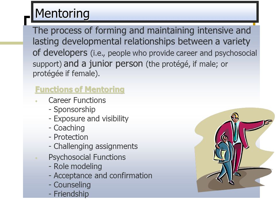 mentoring and cultural dimensions Abilities and mentoring skills of students and practitioners alike by exploring real life situations and new perspectives  considering diversity and generational dimensions as well as cultural elements consider mentoring opportunities, both formal and informal.