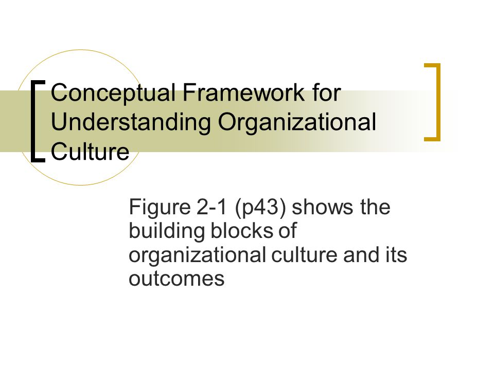 culture and socialisation the building blocks While most people think of organizational culture in broad, sociological terms, field experience has shown that one of the fundamental building blocks of organizational culture is patterns-of-interaction between small-groups of 2s, 3s, and 4s.