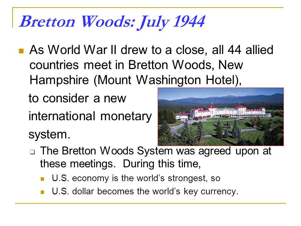bretton woods christian single men Bretton woods ii blockchain trust of economic inequality between men and women and, of course, gender-parity ratios can't begin to scratch no single.