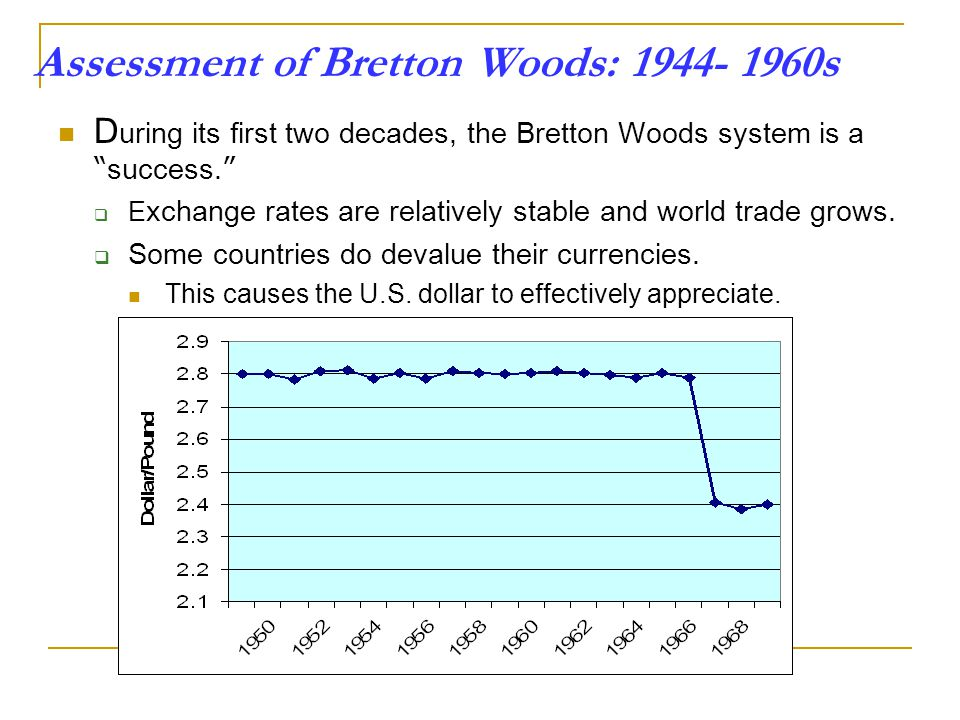 Was The Bretton Woods System Successful Essay Homework Service