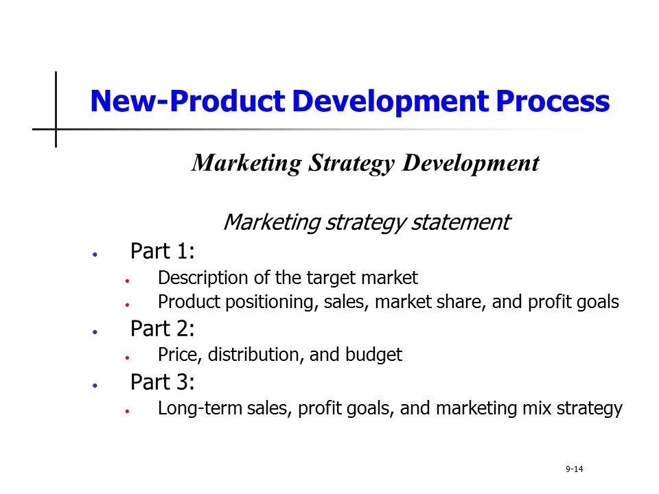 New-Product Development Process