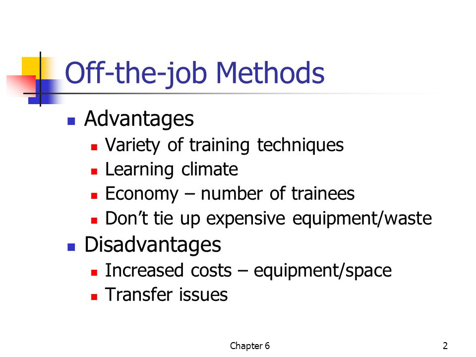 job description advantages and disadvantage There are both advantages and disadvantages of online recruitment to the disadvantages and advantages of who don't quite fit the job description.