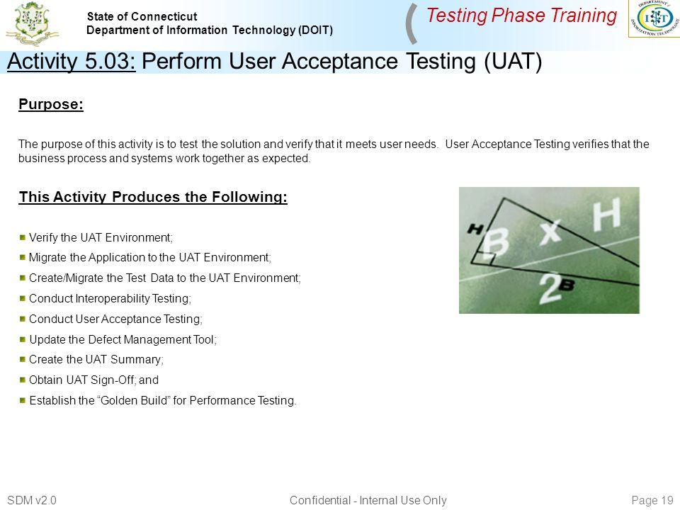 test sdm user sap