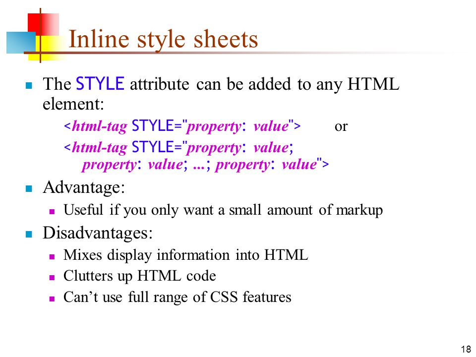 Many Email Programmers Prevent This By Using Inline Style Attributes In Html Code Instead Of Blocks On Top The Message