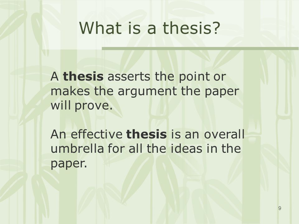 thesis statement for analytical research paper A thesis statement usually appears at the middle or end of the introductory paragraph of a paper, and it offers a concise summary of the main point or claim of the essay, research paper, etc.