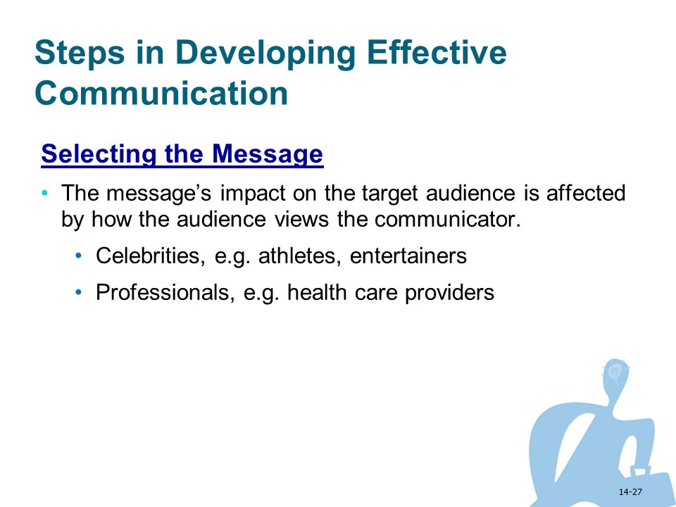 impact of communication in healthcare List the barriers to effective communication in health care  however, the  powerful effect of cognitive processes on the communication process should be.