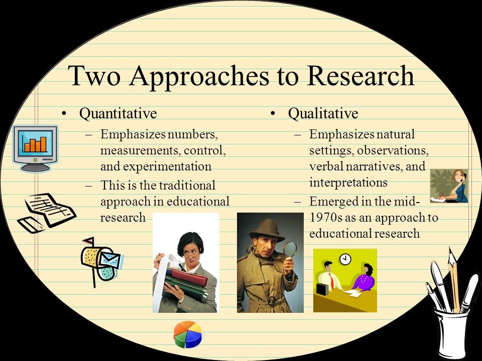 quantitative approach in research