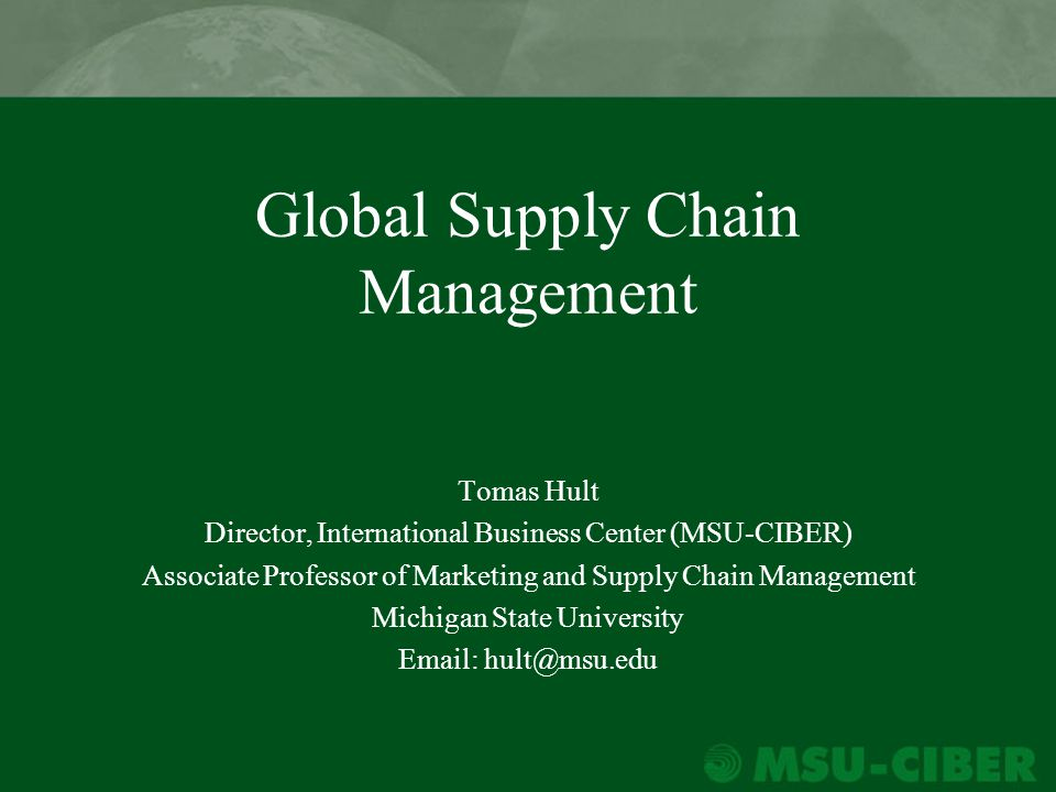 Supply Chain Management PowerPoint Templates, SCM PPT Slides & Presentation Graphics