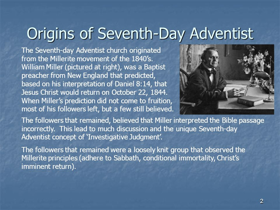 religious sba on seventh day adventist Religious education sba the seventh~day adventist church is a protestant christian denomination distinguished by its observance of social studies sba.