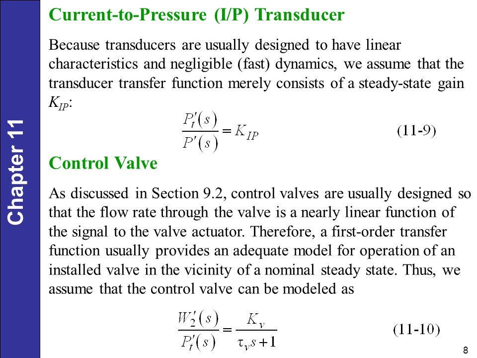 Current-to-Pressure (I/P) Transducer