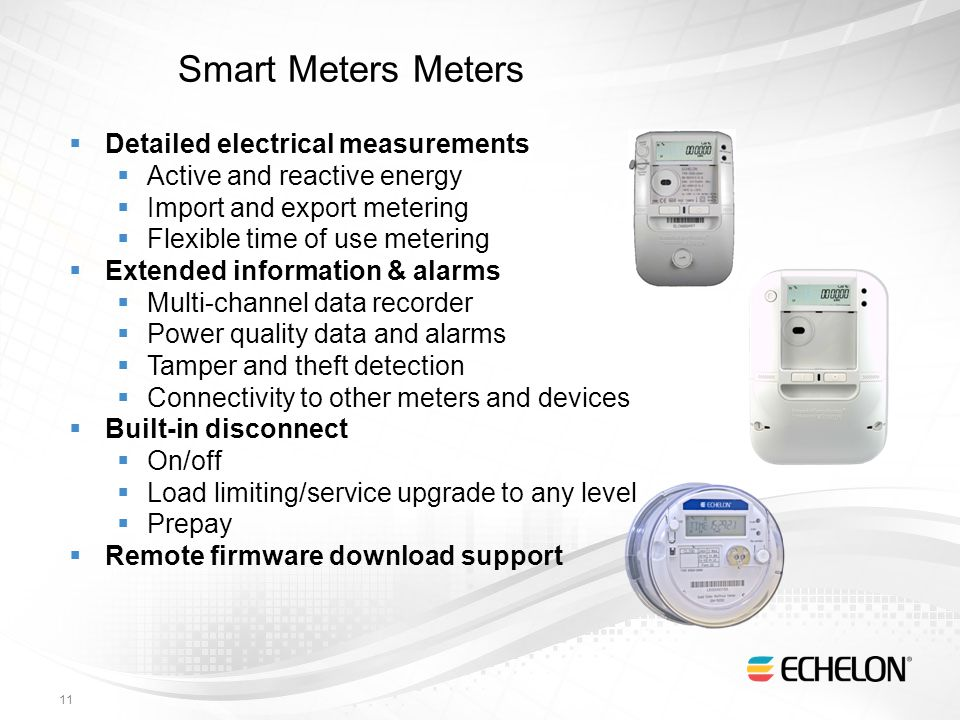 Remote Electrical Meter Service Permanent : Smart meters to grid peter larsson ppt video