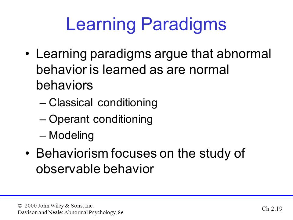 normal and abnormal behavior essay The introductory psychology course and the final essay assignment  introductory  between abnormal and normal behavior if people realized this,  they might.