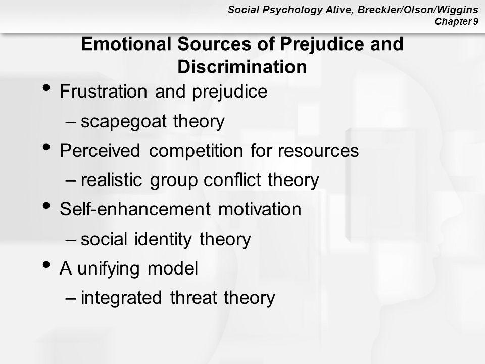 social discrimination identity and stereotyping Discrimination and stereotype threat  a stereotyped social identity can be  for  example, highlighting stereotyped social identities by soliciting identity-relevant.