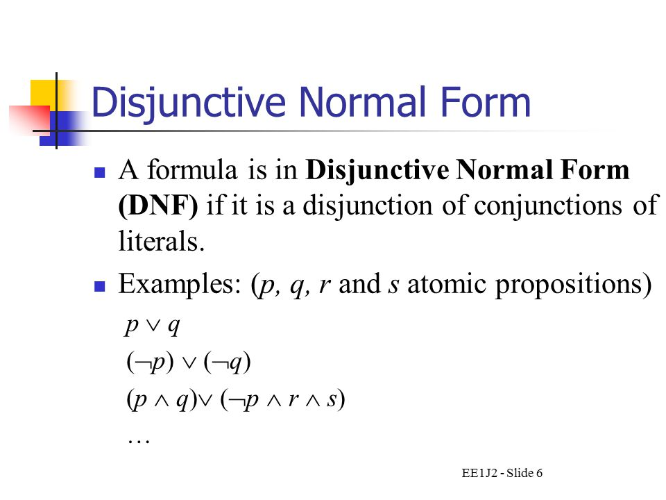 EE1J2 – Discrete Maths Lecture 5 - ppt download