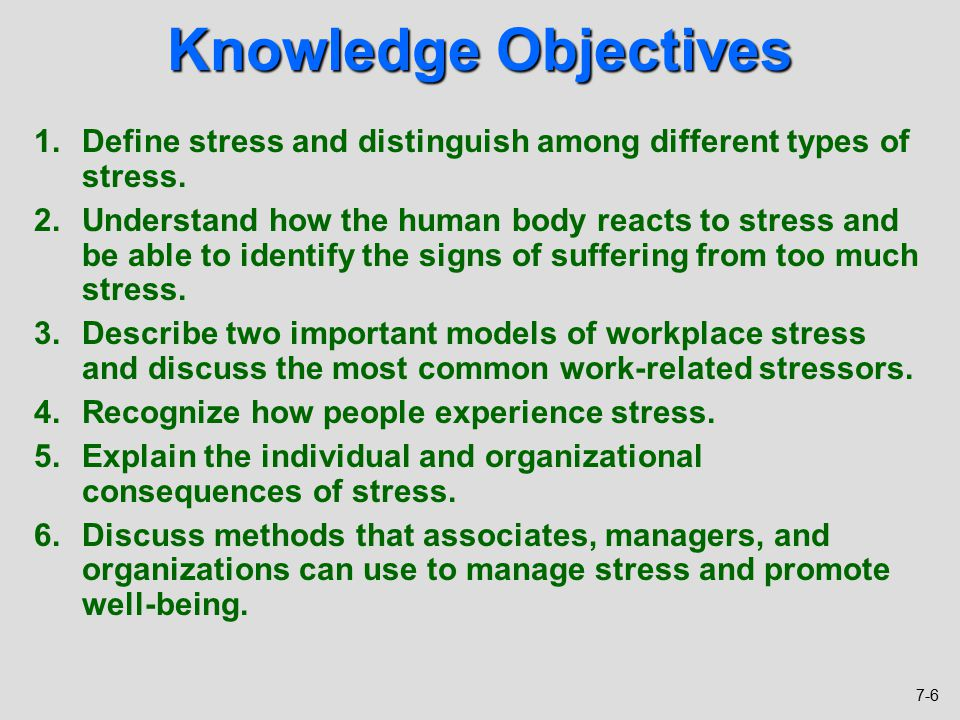 an introduction to the signs of stress Exercise stress test (treadmill test, exercise ecg): introduction  introduction to exercise stress test (treadmill test, exercise stress ecg)  test is to evaluate whether such interventions have reduced the intensity or frequency of symptoms or other abnormal signs (eg arrhythmias.
