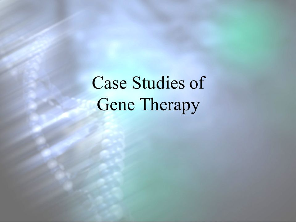 genetics case study on taysachs 'my parents had tay-sachs children lara murray's family know only too well about the heartbreak that can result from passing a genetic disorder onto a child.