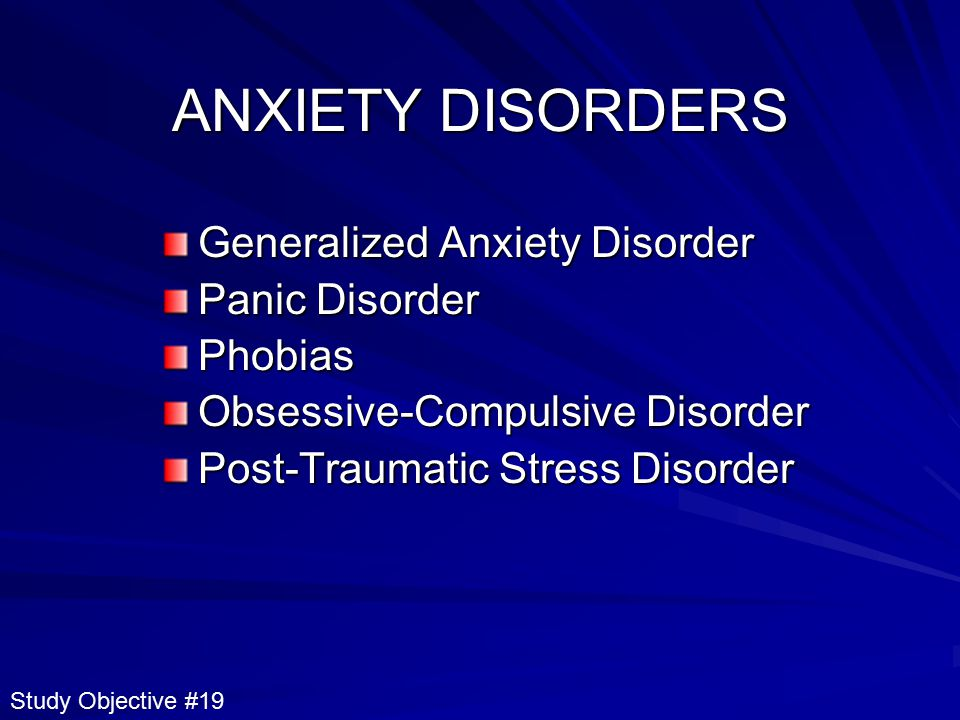 an essay about anxiety disorder panic and obsessive-compulsive disorders Essays anxiety anxiety 5 obsessive-compulsive disorder, and panic productive anxiety into the territory of anxiety disorders panic disorder is a type of.