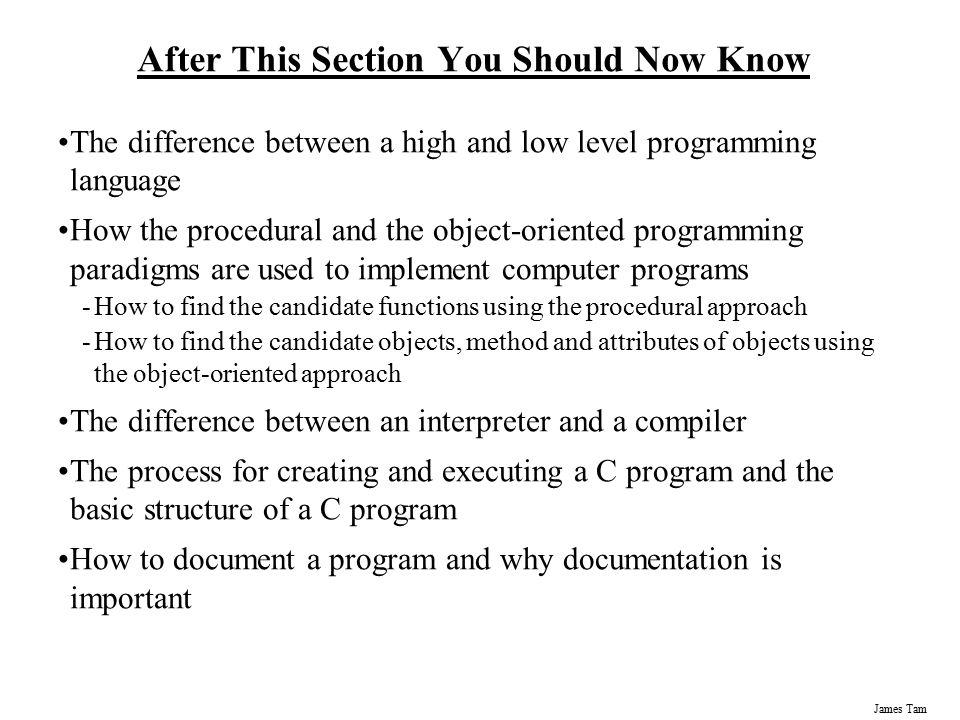 high level and low level programming language pdf