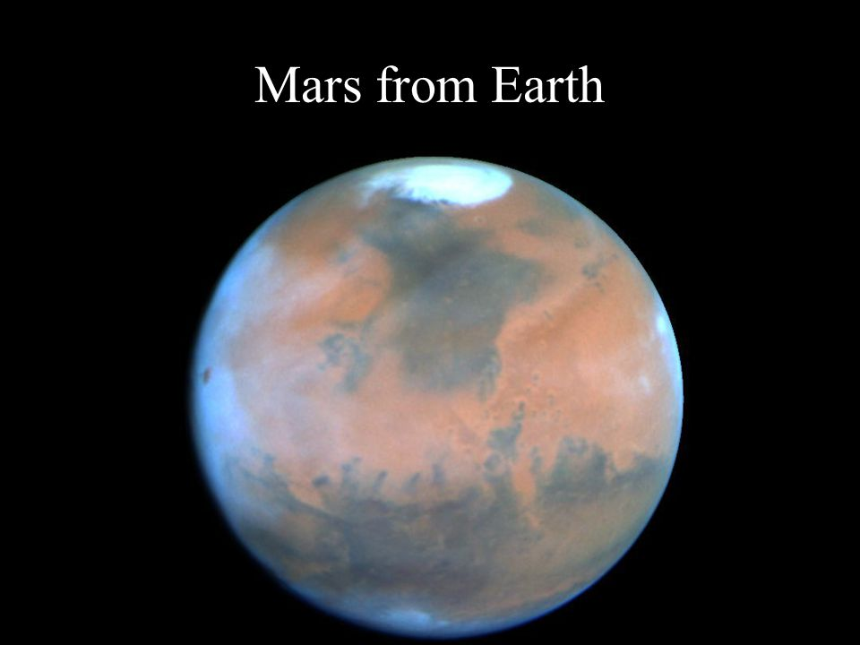 Earth & Mars As Different as they are Alike - ppt video ...