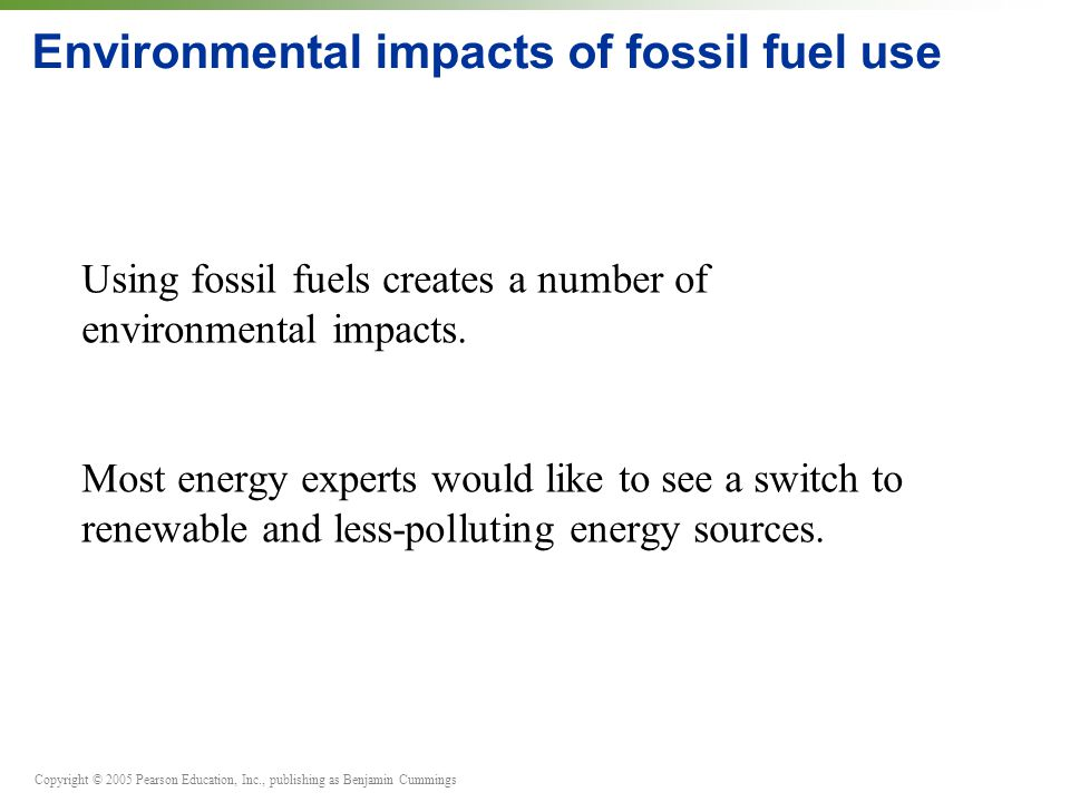 impact of fossil fuel and renewable Non-renewable energy comes from sources and innovation dc events & exhibitions our impact our non-renewable energy sources are fossil fuel.