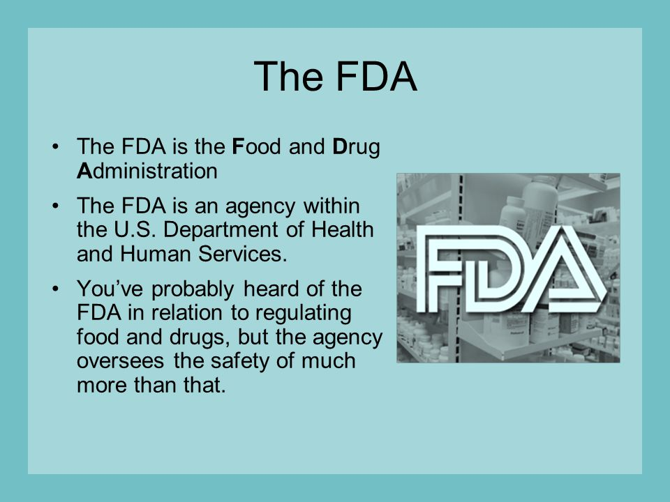 the fda's role in medicine safety and use - ppt video online download, Presentation templates