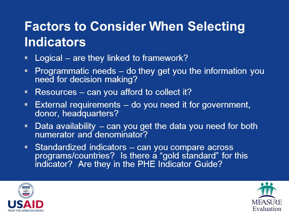 indicators for monitoring and evaluation a practical guide