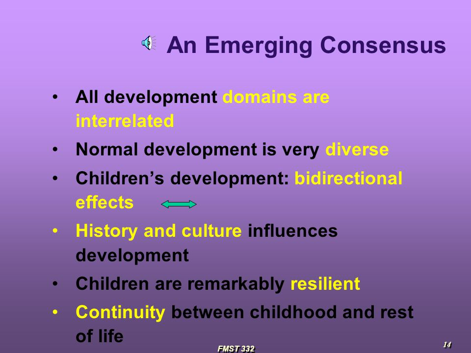 how different developmental aspects affect each Different aspects of development can affect one another in various ways typically, inhibited development in any area of child development can cause a knock on effect that will inhibit a greater area of development.