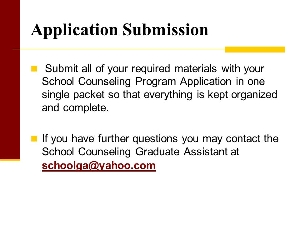 San diego state university school counseling graduate program application submission sciox Gallery