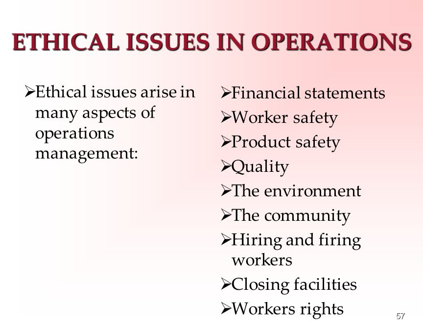 ethical issues in management hiring Assignment ethical issues and management paper nbsp choose one of the following topics with which you have had experience o hiring.