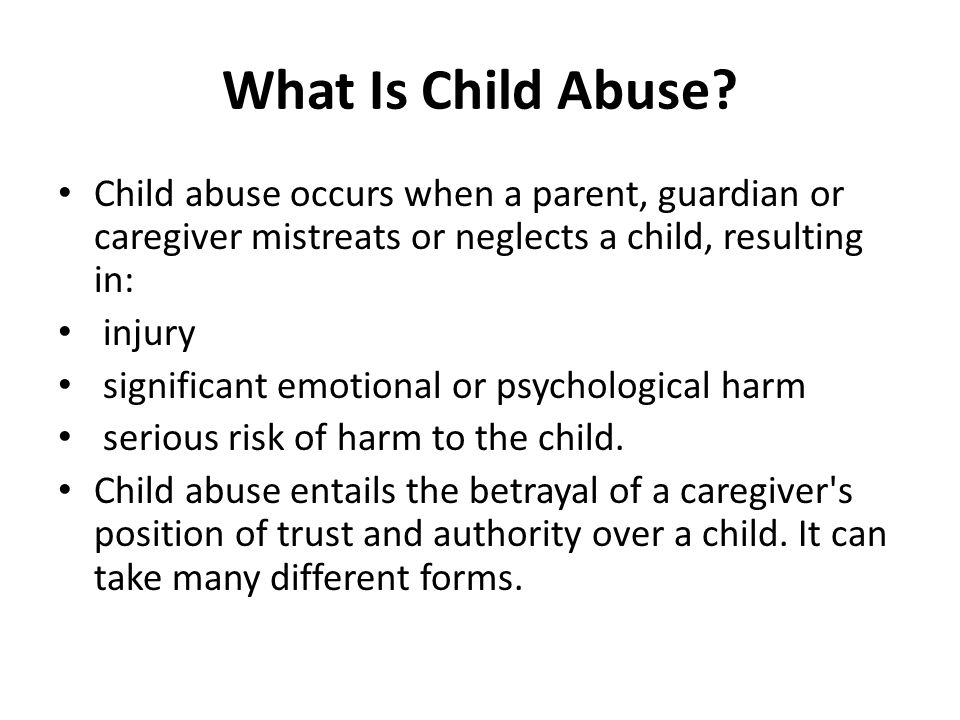essay different forms child abuse Essay about identify the characteristics of different types of child abuse identify the characteristics of different types of child abuse   answer submitted on apr 7 2013 4:55pm  there are four main types of child abuse  physical, sexual, emotional/phychological and neglect.