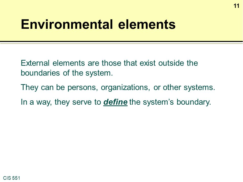 external environment elements We provide reference notes for neb high school science all the forces and condition that cannot be controlled by the business is called external environment.
