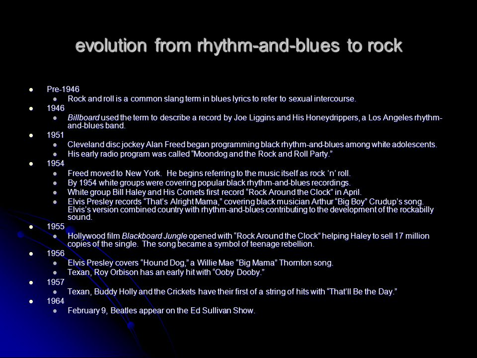 Lyric cleveland show lyrics : Group questions What is the difference between rock 'n' roll and ...