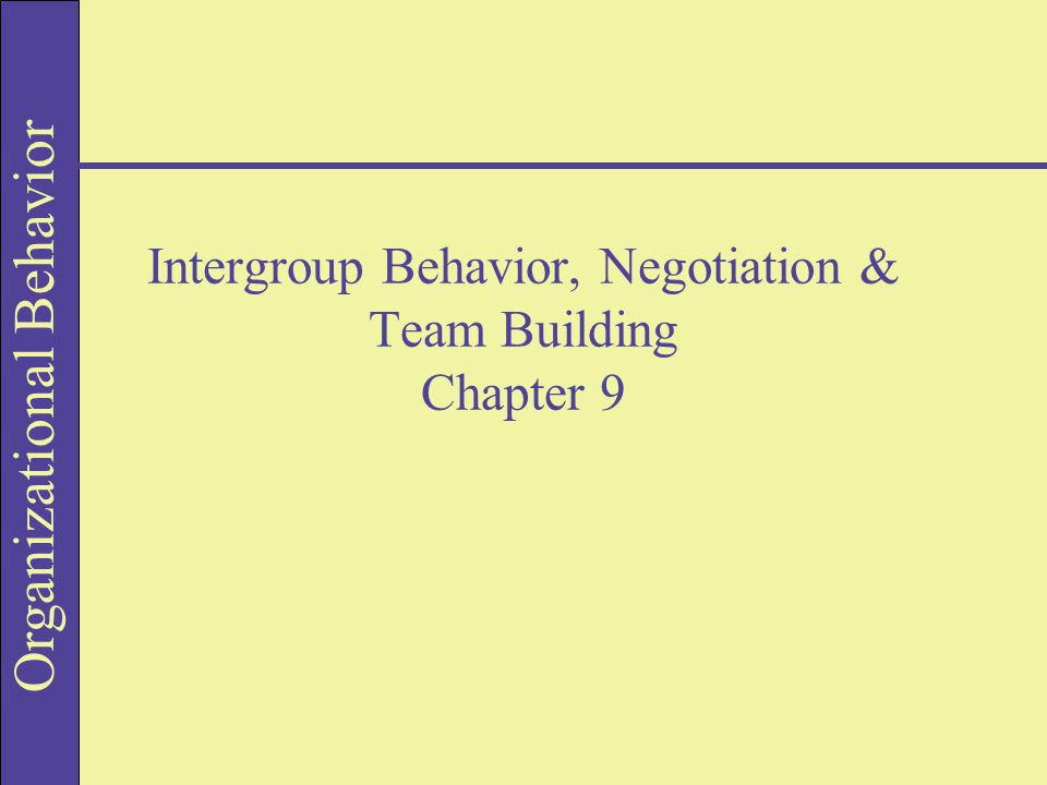 chapter 9 group behavior notes Chapter 1 introduction to human behavior in the social environment 1 introduction social work in the united states outside the united states human needs and social.
