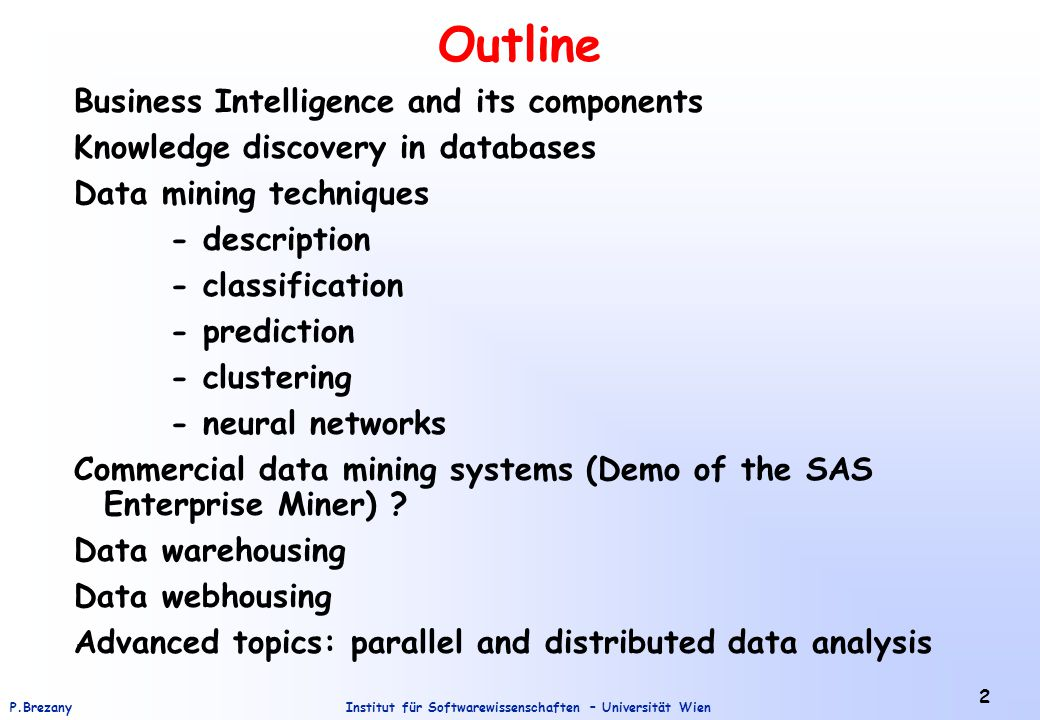 business intelligence concepts components techniques and Business intelligence: concepts, components, techniques and  through business intelligence concepts  significant component of business intelligence.