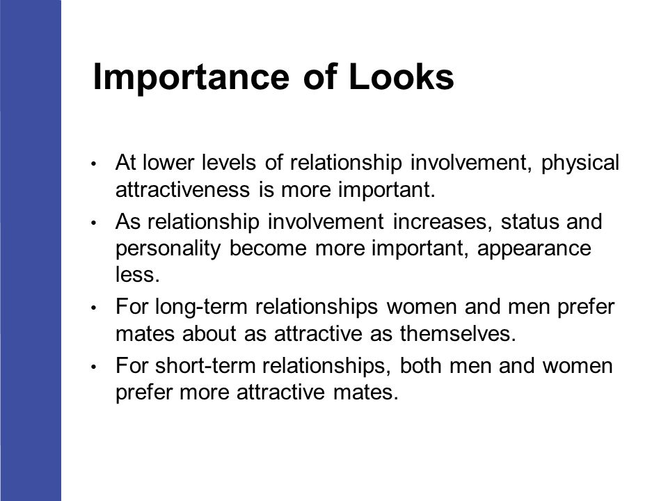 Is Physical Attraction Important In A Marriage