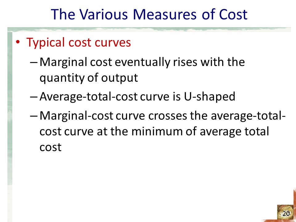 how to find minimum average total cost