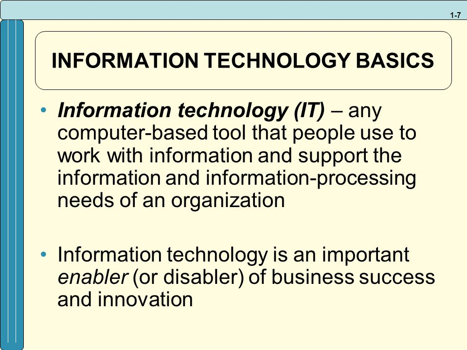 an overview of the importance of management of information systems in an organization How do you identify the different types of information system in an organization  what is a management information system for historical reasons, many of the different types of.