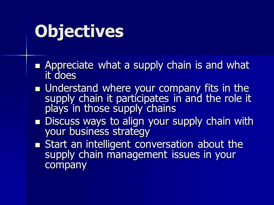 understanding supply chain management in your business strategy Understanding the 3 levels of supply  and is an essential part of supply chain management strategy level supply chain  the 3 levels of.
