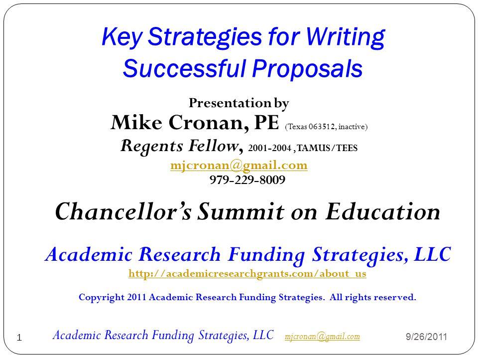 academic strategies