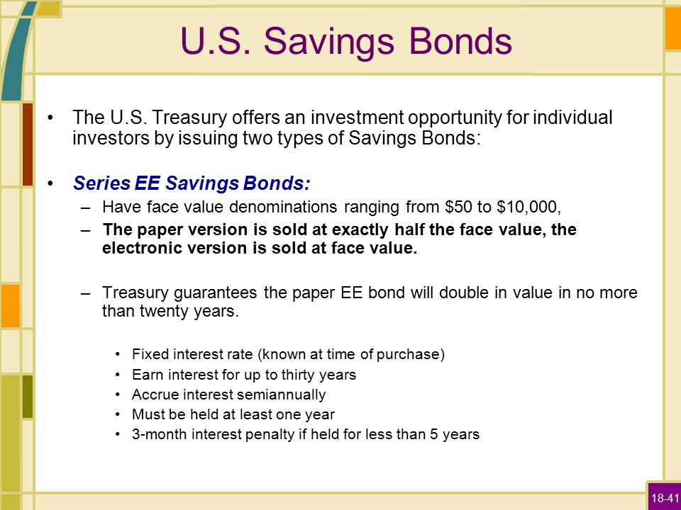 Buying paper ee savings bonds